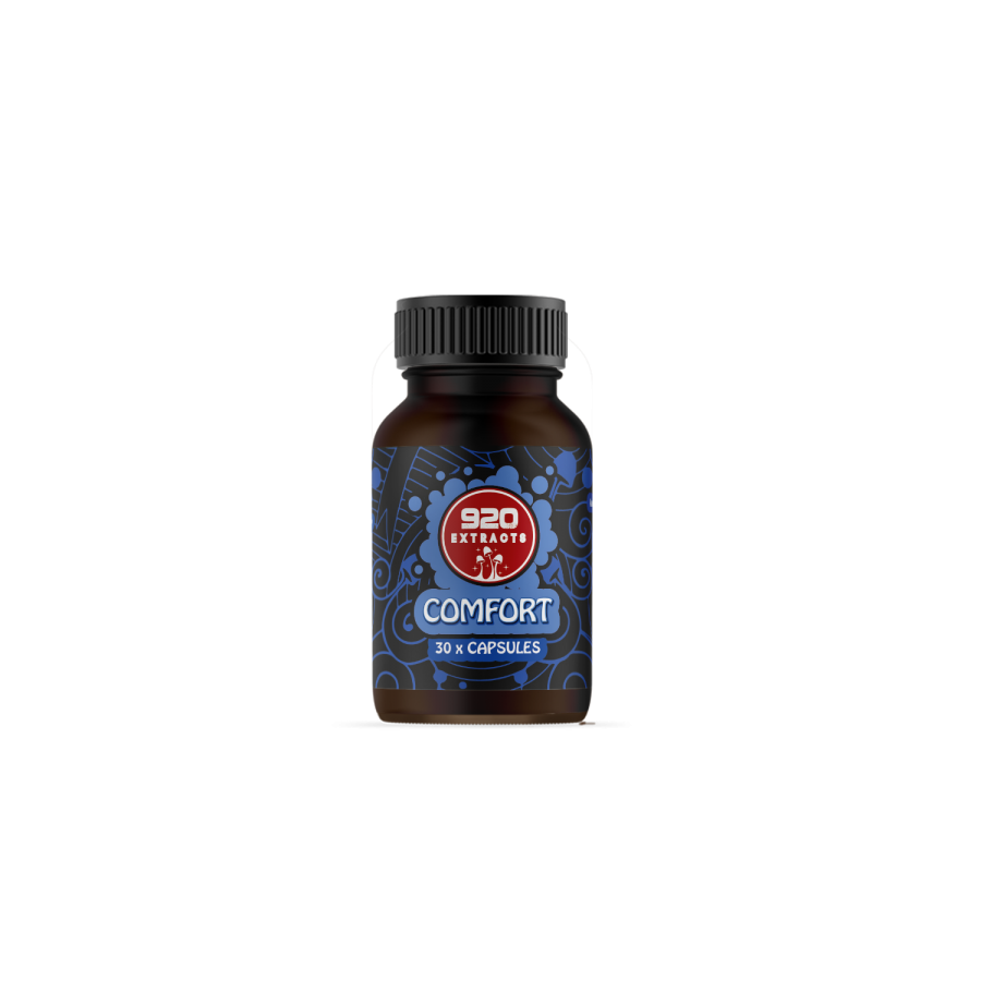 Comfort Capsules Bottle Product Picture