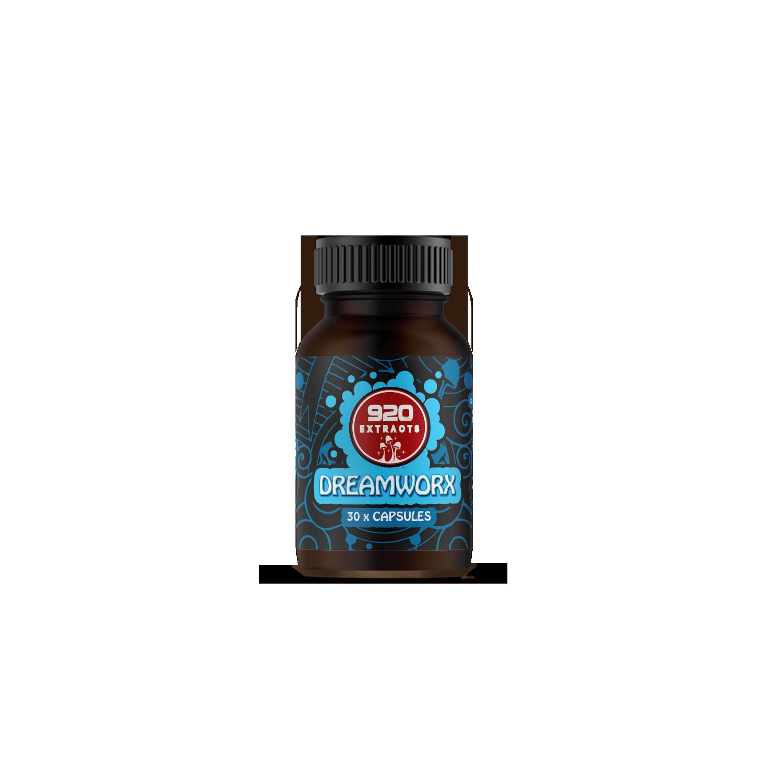 Dreamworx Capsules Bottle Product Picture