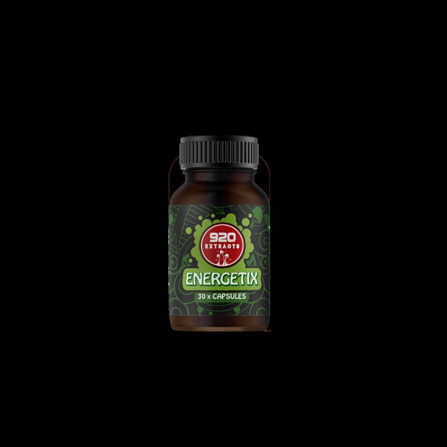 Energetix Capsule Bottle Product Picture
